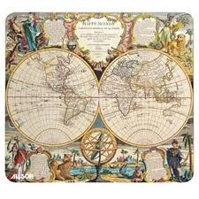 Historical Nautical Charts For Sale Allsop Soft Top Mouse Pad Nautical Charts Double Globe