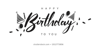 Happy Birthday Images Stock Photos Vectors Shutterstock