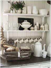 Small Picture Wall Mounted Kitchen Shelves Kitchenhome Design Charming Natural