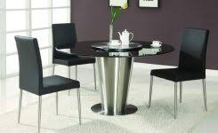 stanley piece dining room modern round dining room table photo of well modern exclusive round ma
