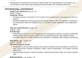 sweet special education teacher resume samples 2012 teaching resume examples 2012