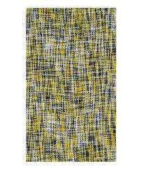 love this yellow gray abstract marvel indoor outdoor rug