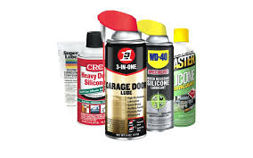 lubricant for garage door oil chain lubricate wd40
