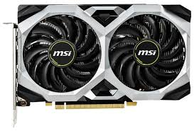 <b>Видеокарта MSI GeForce GTX</b> 1660 1830MHz PCI-E 3.0 6144MB ...