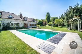 vente maison avec piscine houdan 78550