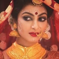 Bridal Kumkum Bindi Designs Staring At Consummating Dreams Through The Veil Of Coy