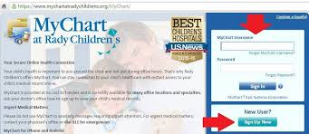 Musc Edu My Chart 37 Unexpected Rady Childrens My Chart