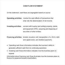 15 Statement Of Cash Flows Direct Method Sample Paystub