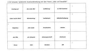 Im ersten teil von pantomime spiele und begriffe hast. Neu In Der Schule Schulfach Schwul 2 B Z Berlin