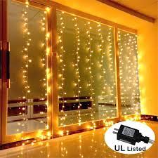 Curtain String Led Lights Amars Safe Voltage Bedroom String Led Curtain Lights Waterfa