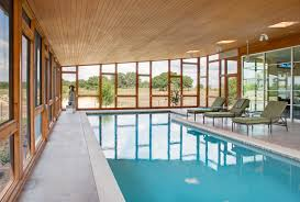 indoor pool house designs. And For Indulging, Swim At Modern Indoor Swimming Pool Designs Will Be Best Experience Of People Life. House N