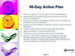 Template 30 60 90 Day Action Plan Template Excel Top Result First