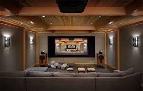 basement home theater. Plain Home Home Cinema On Basement Home Theater