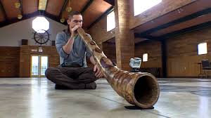 Didgeridoo Display Stands For Sale Illuminating Agate Inlayed Didgeridoo by Tyler Spencer AD100 78