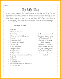 Life Story Book Template