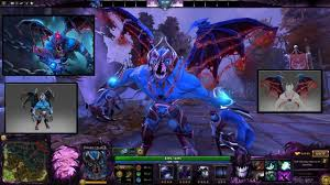 dota 2 night stalker mix set infused wings of unfettered