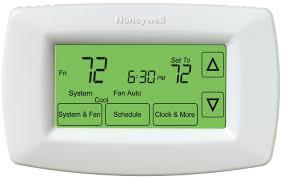 lennox touchscreen thermostat.