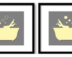 grey and yellow bathroom wall decor bathroom wall decor print inspirational yellow and grey on gray on yellow bathroom wall art with grey and yellow bathroom wall decor coma frique studio 2ffbffd1776b