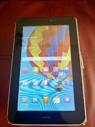 Huawei MediaPad 7 Youth 2 tablet. in ...