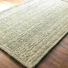 large jute rug perth world market 8 braided round