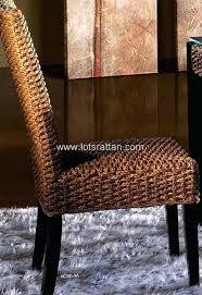 rattan dining room sets dining room modern woven dining room chairs new rattan dining room chairs