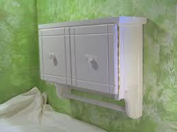 Oak Bathroom Storage Cabinet Elegant White Oak Wood Bathroom Storage Cabinet With Shutter Doors