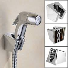 Free Shipping Douche Bidet Shattaf Bidet Shower Sprayer Diaper Toliet  Faucet Tap ABS Chrome Portable with Shower hose and Holder from  dropshipping suppliers