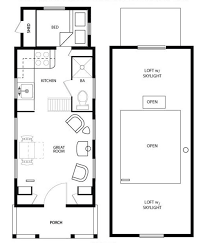Small Picture Tiny House Floor Plans Free Images About Tiny House Love On