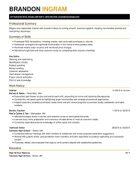Build Resume 2019s Best Resume Examples For Every Industry Hloom