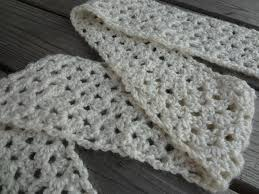 Crochet Scarf Patterns Bulky Yarn Fascinating Fiber Flux Free Crochet PatternVanilla Bean Scarf