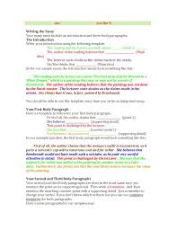 how to write the toefl integrated essay  3 this