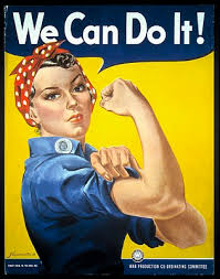 """""""<b>We Can Do It</b>!"""" 