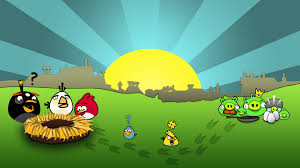 Angry Birds Background (Page 1) - Line.17QQ.com