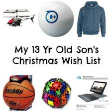 My 12 year old son has given me his Christmas Gift and I am sharing it