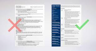 Resume Template Microsoft Word Engineering Resume Sample And