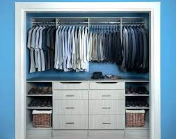 splashy hanging shoe organizer in closet contemporary with clothes and