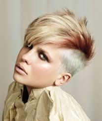 Short Women Hairstyle mohawk hairstyles women 6770 by stevesalt.us