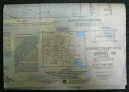 Us Army Escape Evasion Chart Map Evc Nh 38f Iraq Kuwait Saudi 2002 New Ebay