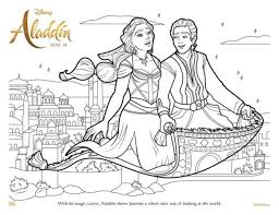 Then grab those crayons and pencils and get your disney family coloring! Free Aladdin Printable Coloring Pages And Activities This Fairy Tale Life