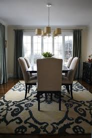 amazing dining table rug rules dining table design with dining rug dining room