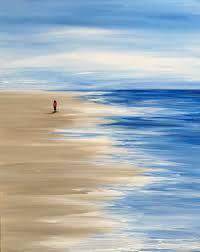 best 25 beach canvas paintings ideas on beach canvas