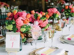 types of flowers in bouquets. peony, tulip, rose and hydrangea reception centerpieces types of flowers in bouquets