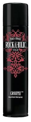 TIGI <b>Лак для волос</b> Bed <b>head</b> Rockaholic Groupie, экстрасильная ...