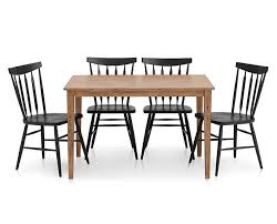 colors 5 pc dining room set