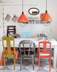 love these colors for the kitchen dining room and then window on back wall instead of shelving