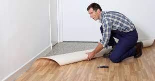 vinyl floor repair contractors near me