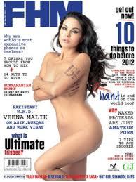 Veena Malik sues FHM India magazine over nude photo BBC News