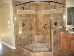 One Piece Corner Shower Stalls