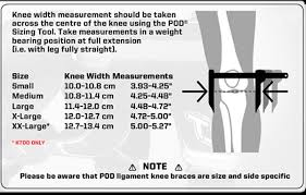 Mobius X8 Size Chart The Leading Motocross Knee Braces A Buyers Guide Pod