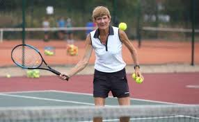 Sue Rich rewarded for four decades of devotion at Cambridge Lawn Tennis Club